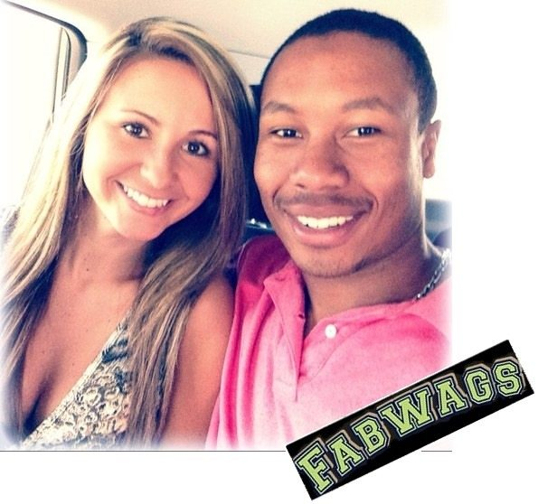 Britney Helms- MLB Fastest Player Terrance Gore's Girlfriend