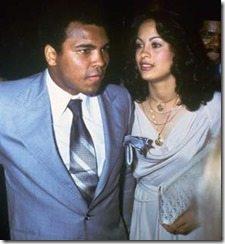 Veronica Porsche Ali Muhammad Ali