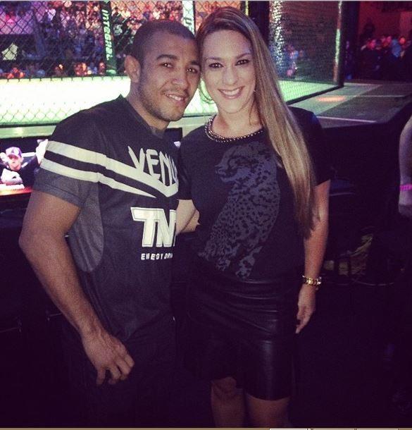 Black Gladiator Sandals Jose Aldo Wife