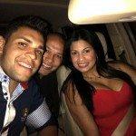Yohanna Infante Omar Infante  wife pic