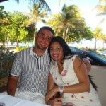 Yohanna Infante Omar Infante  wife pictures