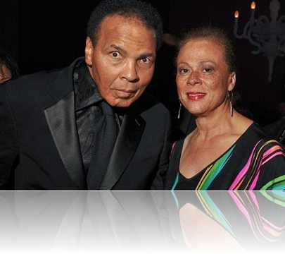Yolanda Lonnie williams Ali Muhammad Ali wife-pics