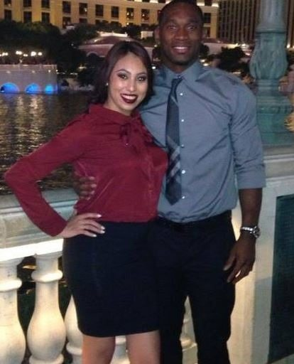 NFL player Joseph Randle's Girlfriend Avina Rodriguez