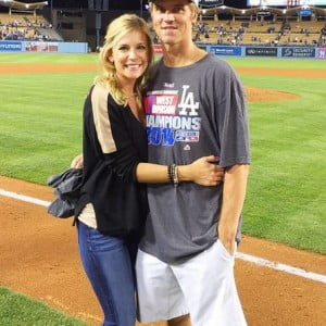 Emily Kuchar Greinke Mlb Player Zack Greinke S Wife Bio