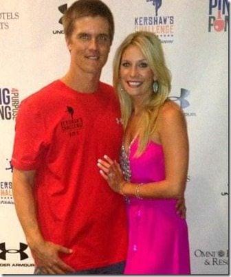 Emily Kuchar Greinke- MLB player Zack Greinke's Wife
