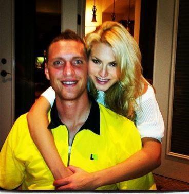 Alexis Cozombolidis Mlb Hunter Pences Girlfriend Bio Wiki