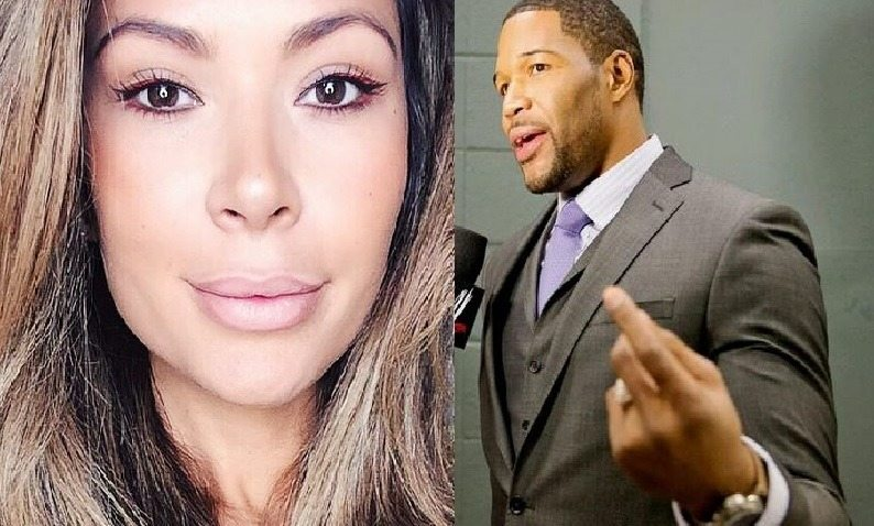 Marianna Hewitt: Michael Strahan's New Girlfriend??