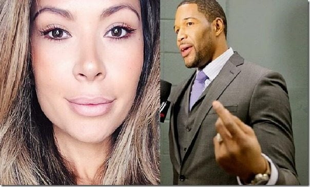 strahan single girls Michael strahan with his second wife jean muggli had my twins and birthday girls on @kellyandmichael today as zombie michael is a single dad of four.