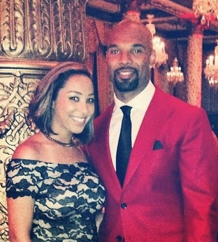 Danielle Daniels NFL player Matt Forte's Wife