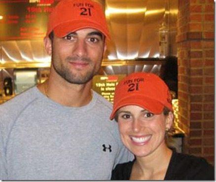 Christina Markakis- MLB Nick Markakis' wife