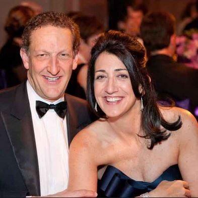 Pam Baer: SF Giants Owner Larry Baer's Wife