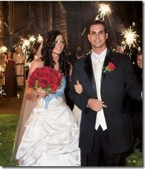 ryan vogelson wife Nicole Vogelsong wedding