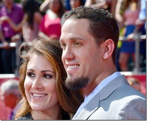 Ryane Barber Shields  MLB Pitcher James Shields' Wife