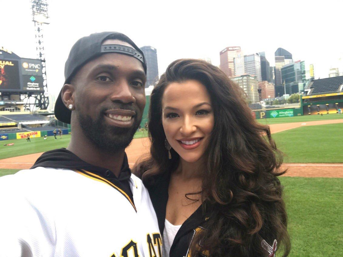 Maria Hanslovan MLB Player Andrew McCutchen's Wife
