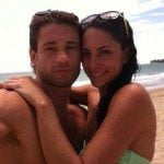 Chris Algieri girlfriend Nicole Seiferth-pic