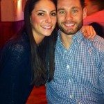 Chris Algieri girlfriend Nicole Seiferth