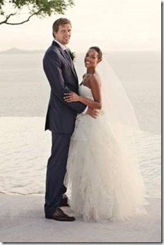 Dirk Nowitzki wife Jessica Olsson Nowitzki wedding