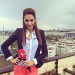 Katarina Sreckovic serbia reporter pics