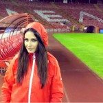 Katarina Sreckovic serbia reporter pictures