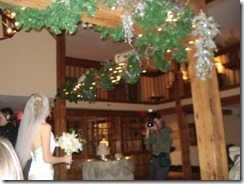 David Robertson Erin Cronin wedding pic
