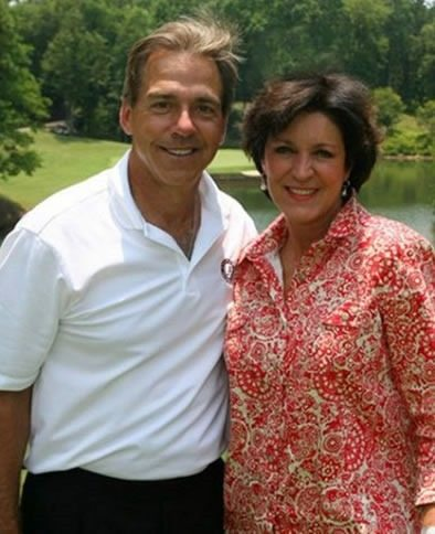 Terry Saban Alabama Nick Saban's Wife