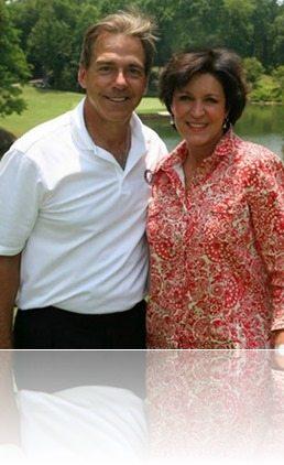 Nick Saban wife Terry Saban