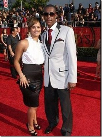 Ashley Bachelor NBA Rajon Rondo's Wife