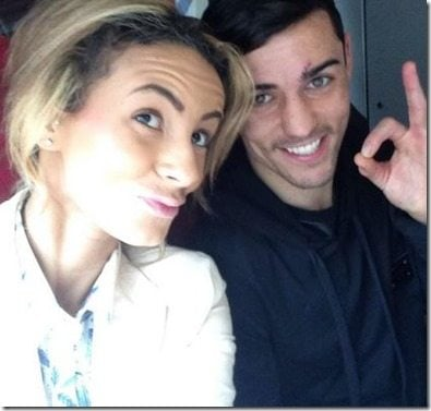 Boxer Anthony Crolla's Wife Fran Sanderson
