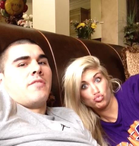 Nicole Bell: Chad Kelly's Hot NFL Cheerleader Girlfriend