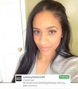 Ashley Presutto Anthony Hutchins girlfriend-photo