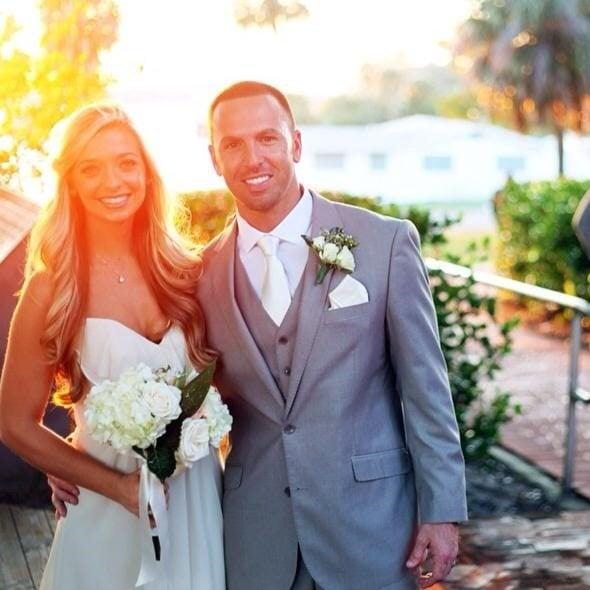 Allenby wedding