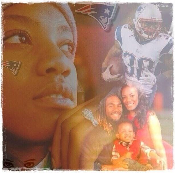 Arianna Bolden: NFL player Brandon Bolden's Wife