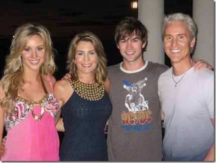 Candice Crawford family
