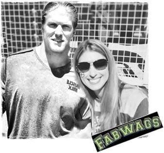 Kristi Stalter: NFL player Clay Matthews' Girlfriend