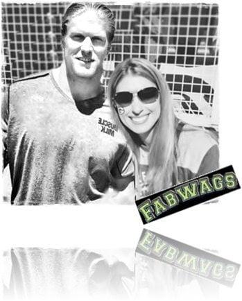 Clay Matthews girlfriend Kristi Stalter pic