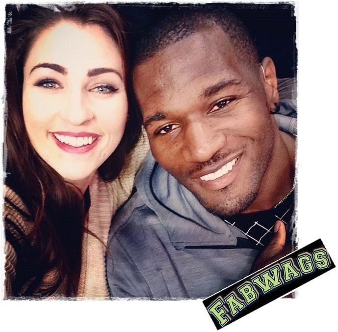 Suzi Mellano: NFL player Derrick Coleman's Girlfriend
