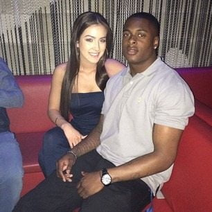 Devanne Villarreal NFL Player Davante Adams' Girlfriend