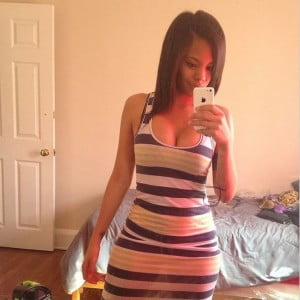 Jeaney Durand Ohio State Qb Cardale Jones Girlfriend