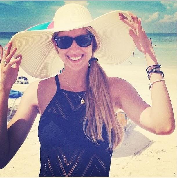 Kristi Stalter: NFL player Clay Matthews' Girlfriend (Bio ...