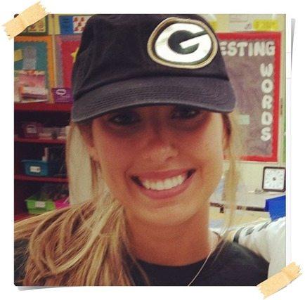 Kristi Stalter Clay Matthews girlfriend