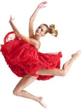 Ricki Noel Lander Dancer