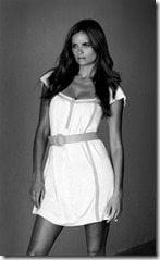 Ricki Noel Lander Model photo