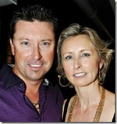 Robert Allenby wife sandy Allenby