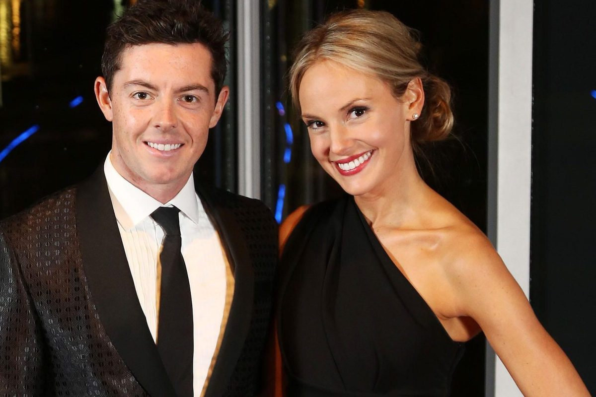 Rory McIlroy's Wife Erica Stoll