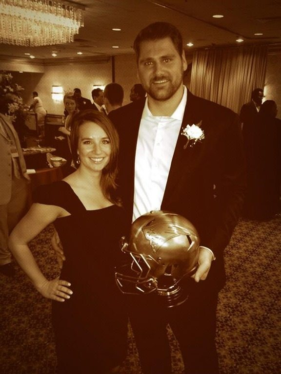 Lindsey Force: NFL Player Sebastian Vollmer's Girlfriend