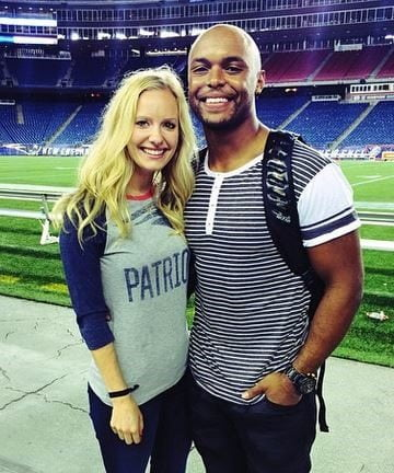 Taylour Rutledge: NFl Player Shane Vereen's Girlfriend