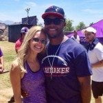Taylour Rutledge Shane Vereen girlfriend photo