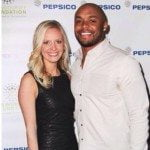 Taylour Rutledge Shane Vereen girlfriend picture