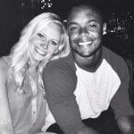 Taylour Rutledge Shane Vereen girlfriend pictures
