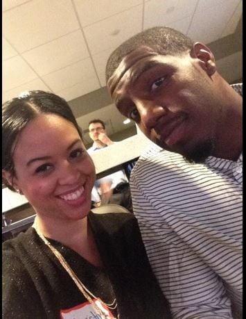 9eb6929d19d Christine Sanchez  NFL Player Duron Harmon s Girlfriend